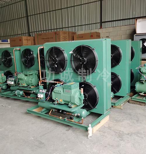 影响广西冷库机组制冷功率的三大因素