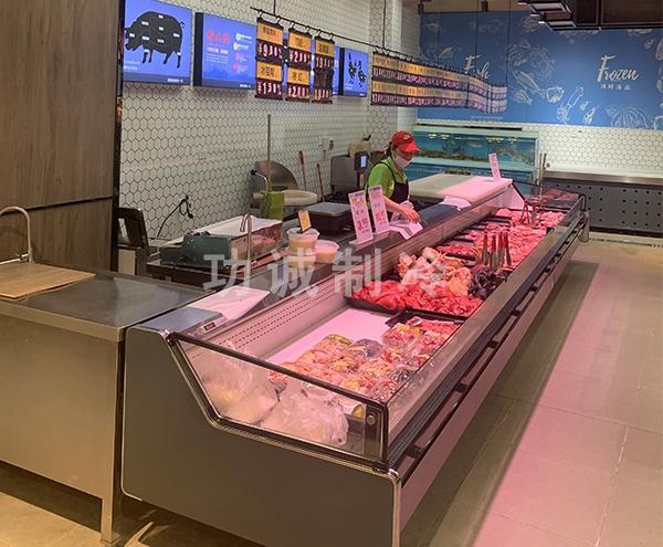 钦州鲜肉柜