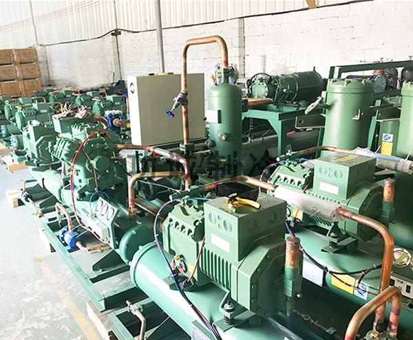 钦州中低温冷藏冷冻机组