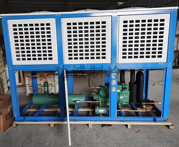 钦州V型箱式风冷机组