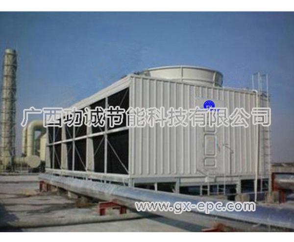 钦州水轮机冷却塔改造